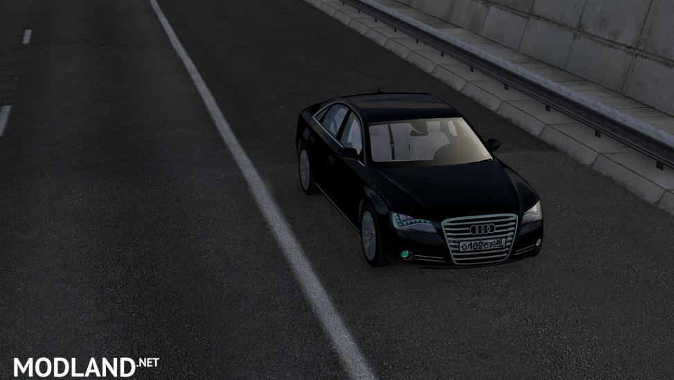 AUDI A8 1.0