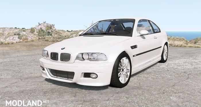 BMW M3 Coupe (E46) 2001