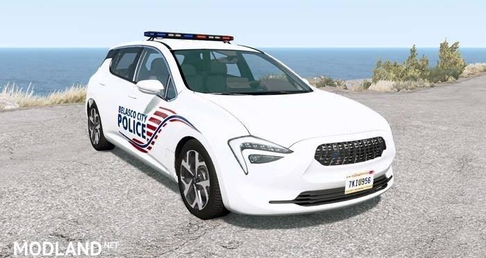 Cherrier FCV Belasco City Police