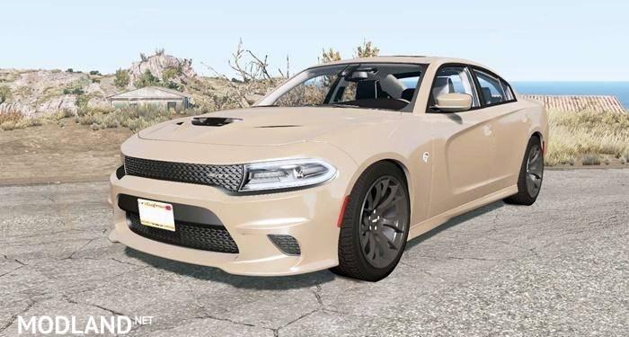 Dodge Charger SRT Hellcat (LD) 2015