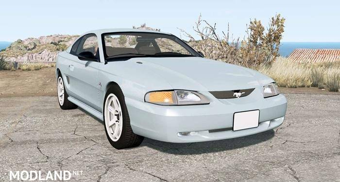 Ford Mustang GT Coupe 1996