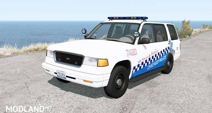 Gavril Roamer Chicago Police