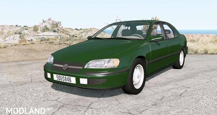 Opel Omega (B1) 1994