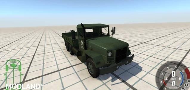 AM General M35A2 1955 Truck
