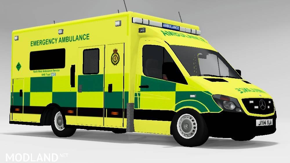 Mercedes Sprinter (Ambulance)