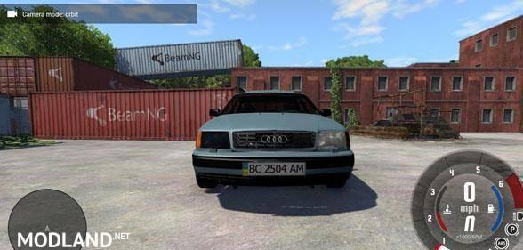 Audi 100 C4 1992 Model [0.5.6]