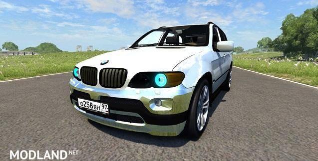 BMW X5M [0.6.1]