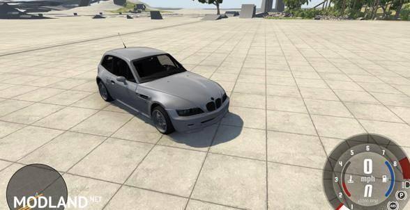 BMW Z3 M 2002 Model Car Mod [0.5.5]