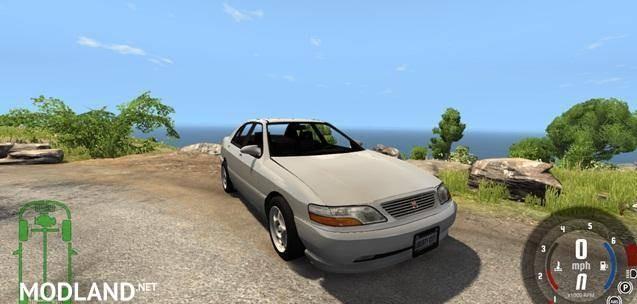 Bravado Feroci GTA 4 Car Mod