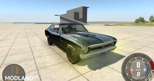 Chevrolet Nova 1968 Car Mod
