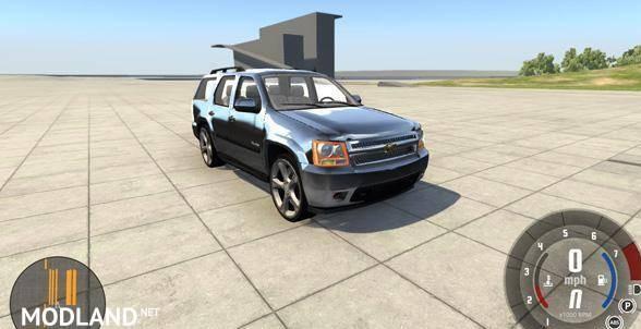 Chevrolet Tahoe Car Mod