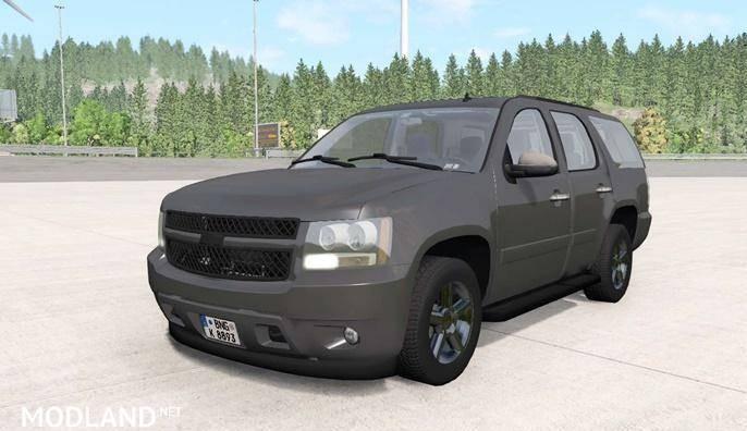 Chevrolet Tahoe (GMT900) 2008