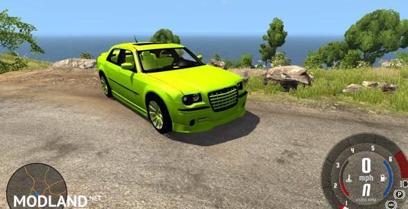 Chrysler 300C Car Mod