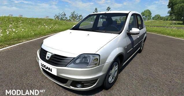 Dacia Logan [0.6.0]