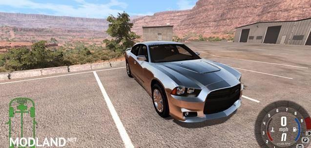 Dodge Charger SRT8 [0.6.1]