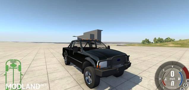 Ford F-250 2004 Pickup Mod
