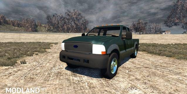 Ford F250 [0.6.1]