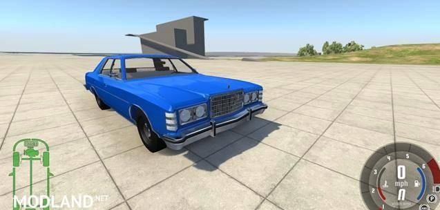 Ford LTD 1975 Car Mod