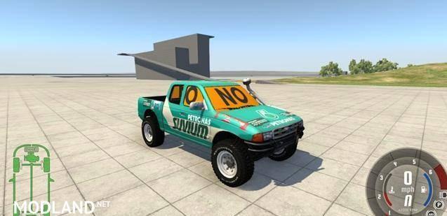 Ford Ranger [0.6.1]