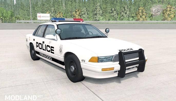 Gavril Grand Marshall Firwood Police