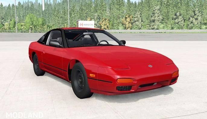 Nissan 240SX SE Fastback (S13) 1992