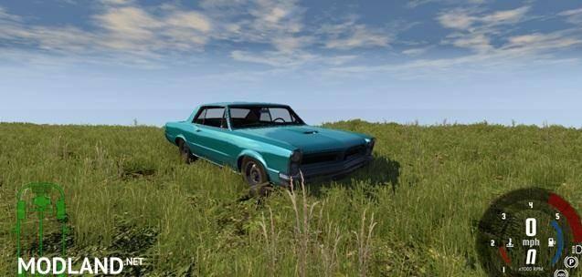 Pontiac Tempest LeMans GTO 1965 Car Mod