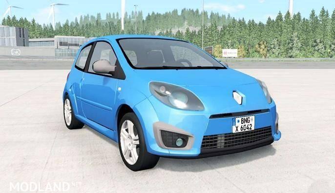 Renault Twingo R.S. 2009