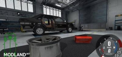 ВАЗ-21099 Black Edition [0.7.0], 1 photo