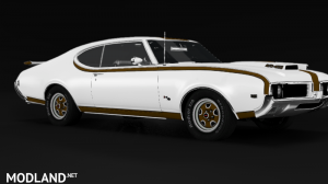 Muscle Car Pack, 4 photo