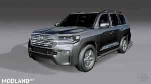 Toyota Land Cruiser 200, 1 photo