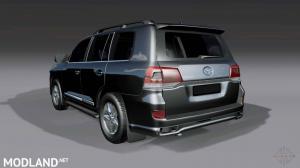 Toyota Land Cruiser 200, 2 photo