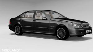 Mercedes Benz W220 For BeamNG.Drive, 1 photo