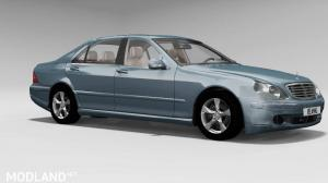 Mercedes Benz W220 For BeamNG.Drive, 2 photo