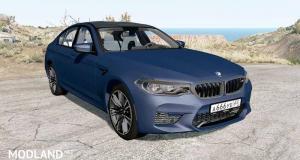 BMW M5 (F90) 2018