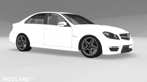 Mercedes Benz C63 AMG, 1 photo