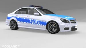Mercedes Benz C63 AMG, 2 photo