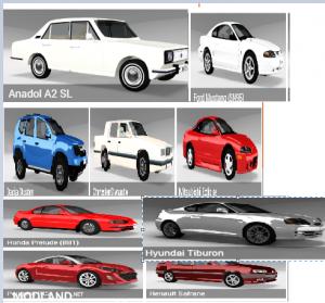 Maty's Car Pack, 1 photo