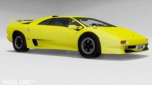 Lamborghini Diablo, 1 photo