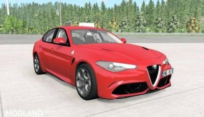 Alfa Romeo Giulia Quadrifoglio (952) Car [0.16], 1 photo