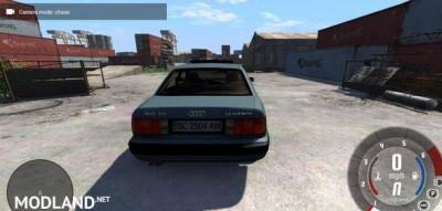 Audi 100 C4 1992 Model [0.5.6], 2 photo