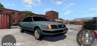 Audi 100 C4 1992 Model [0.5.6], 4 photo