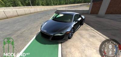 Audi R8 V 10, 3 photo