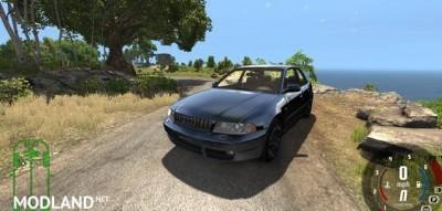 Audi S4 2000, 1 photo