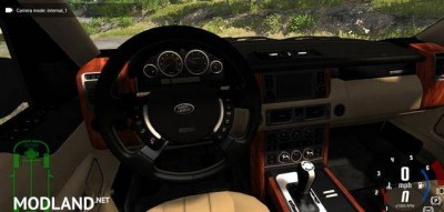 Range Rover Supercharged 2008 Model, 2 photo