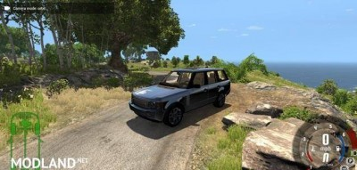 Range Rover Supercharged 2008 Model, 3 photo