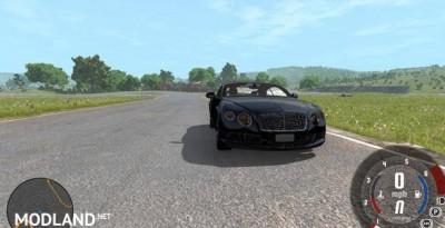 Bentley Continental GT 2011 Model Car Mod, 2 photo