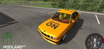 BMW 540i E34 Drift [0.6.1], 3 photo
