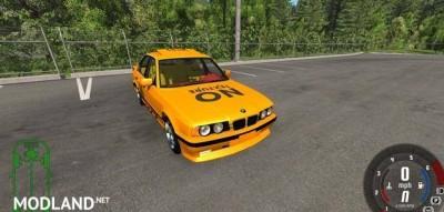 BMW 540i E34 Drift [0.6.1]