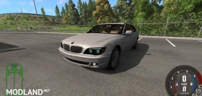 BMW 760Li E66 Car Mod V 1.1, 3 photo
