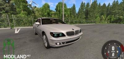 BMW 760Li E66 Car Mod V 1.1, 1 photo